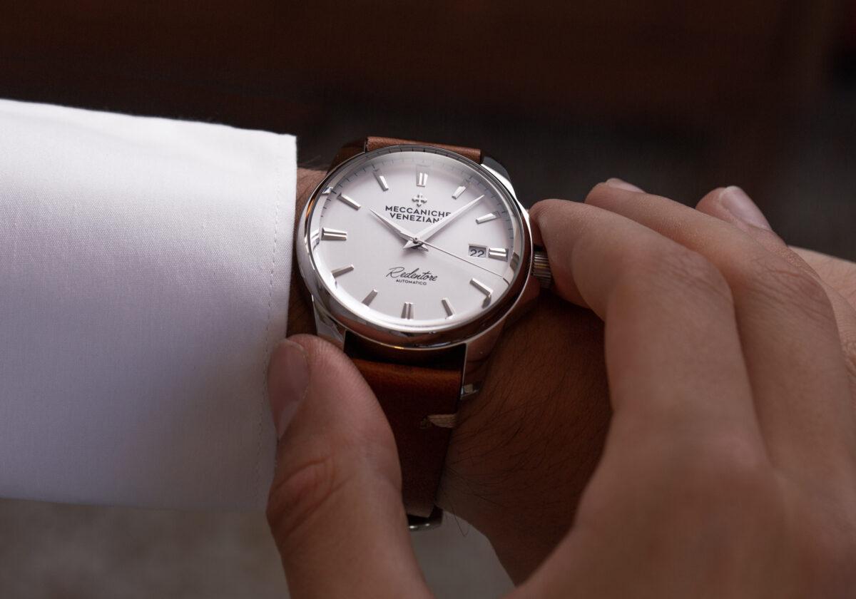 Unikalne zegarki prosto z Włoch - Meccaniche Veneziane